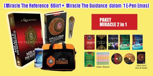 Paket Miracle 2 in 1