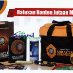 AlQuran Digital Syaamil Quran Miracle The Refference 2in1 E Pen