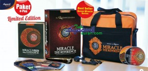 Paket Syaamil Quran Epen Miracle 2in1 Limited