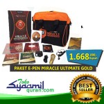 Paket Al Quran Syaamil Miracle Ultimate E Pen GoldPaket Al Quran Syaamil Miracle Ultimate E Pen Gold