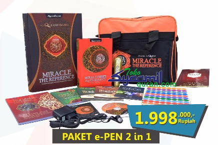 Paket Miracle The Reference 2in1